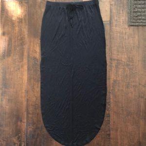 Ultra Flirt maxi skirt
